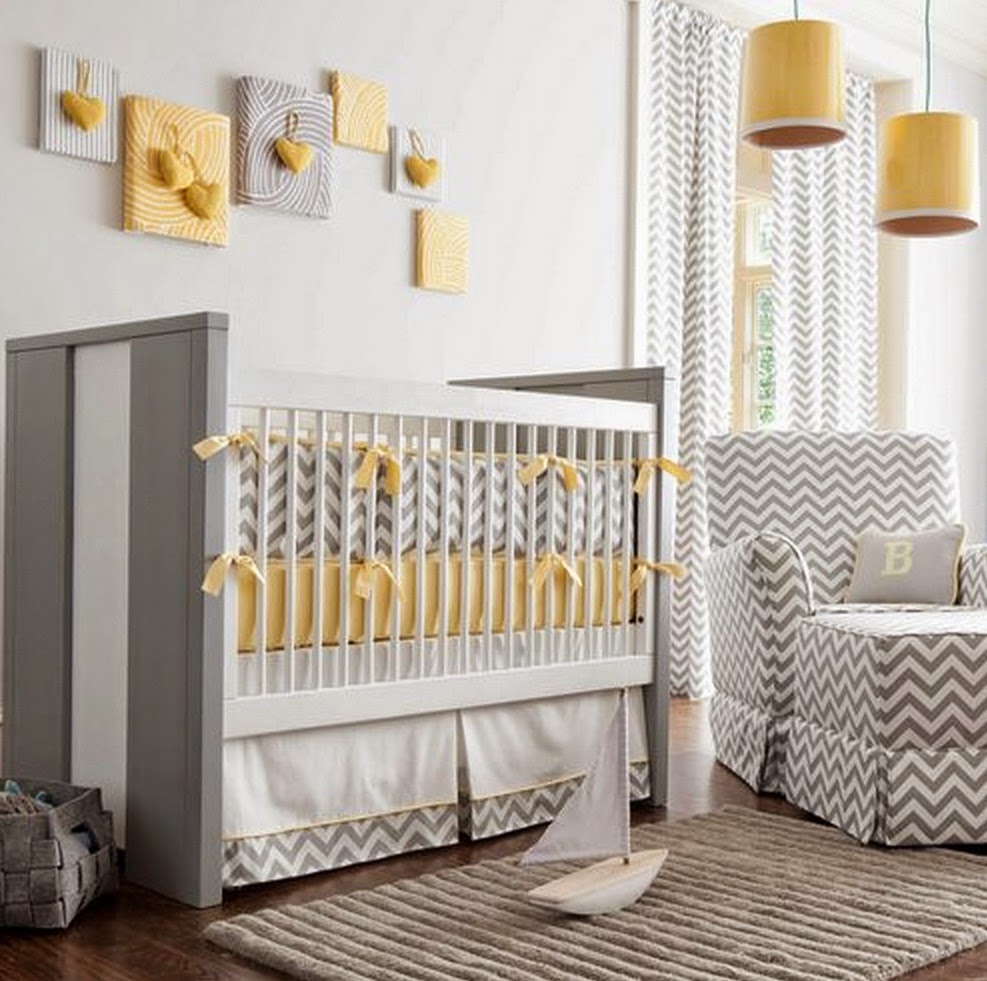 Nursery Pinterest Party With Project