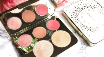 Becca Cosmetics x Jaclyn Hill – Champagne Collection Swatches