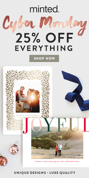 Minted – 25% Off